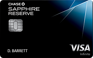 Chase Sapphire Reserve℠