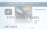 The Amex EveryDay Preferred® Credit Card from American Express