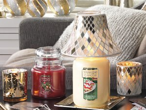 Up to $50 Off Sitewide @ Yankee Candle