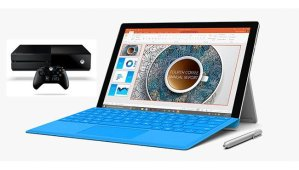 Surface + Xbox One + Extra Wireless Controller + $50Gift Card Bundle for Students