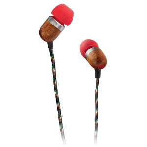 $17.24 House of Marley Smile Jamaica In-Ear Earbuds
