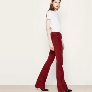 PAVORY Corduroy trousers