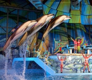 a Single-Day Ticket to SeaWorld San Antonio from June 21 to July 31 ($70.36 Value)