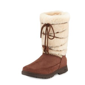UGG Maxie Lace-Up Weatherproof Boot