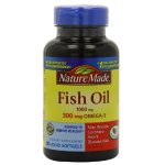 Nature Made Fish Oil,1000 mg, 300 mg OMEGA-3, 90-Count