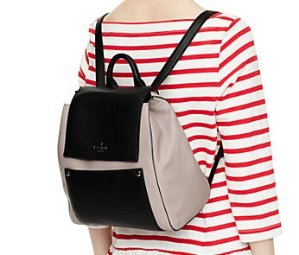 $169 Hamilton Heights Colorblock Cody @ kate spade