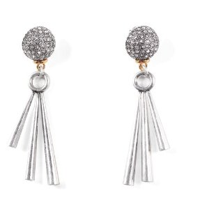 LINEAR HOLIDAY EARRING