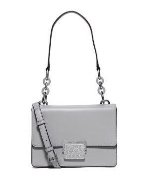 $92.99 MICHAEL Michael Kors® Cynthia Small Shoulder Flap Bag @ Bon-Ton