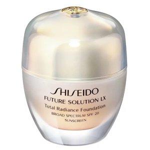 Shiseido Future Solution Lx Total Radiance Foundation SPF 20, 30 mL