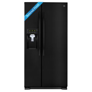 Kenmore 21.9 Cu. Ft. Side-by-Side Refrigerator with Dispenser