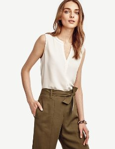Extra 50% Off Tops and Bottoms @ Ann Taylor