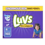 Luvs Diapers On Sale @ Amazon.com