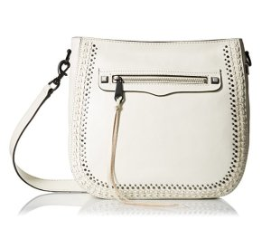 Rebecca Minkoff Regan Feed with Studs Shoulder Bag