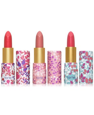 $15 Tarte Amazonian Butter Lipstick Trio