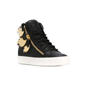 Giuseppe Zanotti Design 'Cruel' Hi-top Sneakers - Farfetch