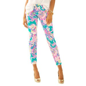 Kelly Ankle Length Skinny Pant | 12816 | Lilly Pulitzer