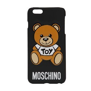 MOSCHINO - TEDDY BEAR IPHONE 6 RUBBER CASE