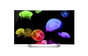 "$1099.99 LG Electronics 55EG9100 55"" 1080p Curved Smart OLED TV"