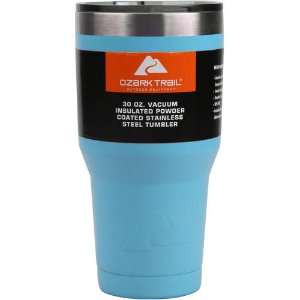 $9.74 Ozark Trail 30-Ounce Double-Wall Tumbler