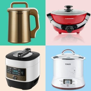 Chinese New Year Big Sale!Joyoung Soy Milk Maker, Electric Stewpot, Midea Rice Cooker Sale @ Huarenstore