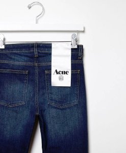 Extra 15% Off Acne Studios Women Jeans Purchase @ Saks Fifth Avenue