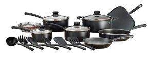 Mainstays 18-Piece Nonstick Cookware Set