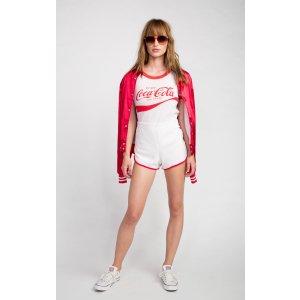Coca Cola T Shirt & Ringer T Shirt