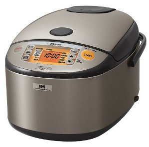 $244.99 Zojirushi Induction Heating System Rice Cooker & Warmer