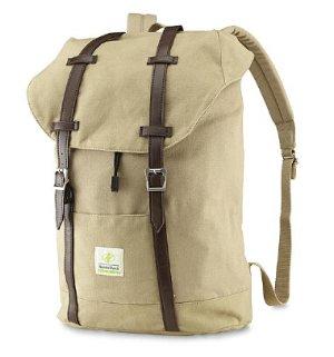 $13.75NordicTrack Men's Canvas Traveler Backpack