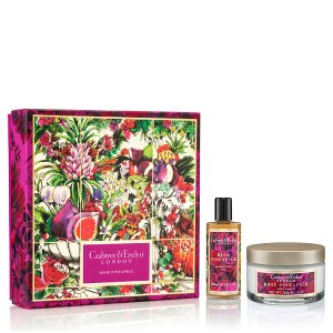 Crabtree & Evelyn Pink Pineapple Luxury Duo - FREE Delivery