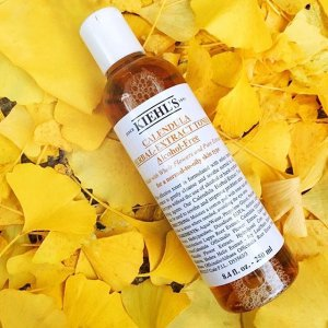 Up to $30 OffWith Toners Purchase @ Kiehl's