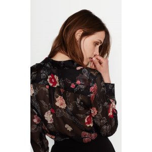 Women's SIGNATURE SILK SHIRT made of Silk | Women's Sale by Equipment