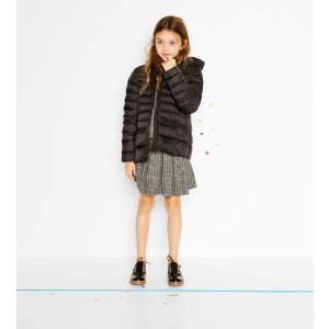 Ultralight quilted anorak - COATS-GIRL | 4-14 years-KIDS-SALE | ZARA United States