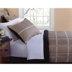 $29.96 Mainstays Plaid Bedding Bed-In-A-Bag