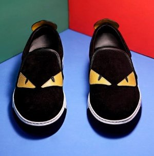 Up to $200 Off with Fendi Men Shoes Purchase @ Saks Fifth Avenue