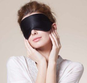 $5 Sleep Mask Purefly Natural Silk Eye Mask