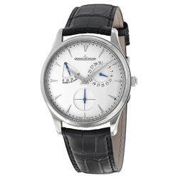 $5945Jaeger LeCoultre Ultra Thin Reserve de Marche Automatic Men's Watch