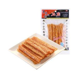 WEILONG Spicy Gluten La Tiao Chongqing Style 116g [B1G2 Free]