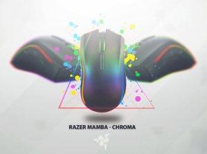 $40.79 Razer Diamondback - Chroma Ambidextrous Gaming Mouse