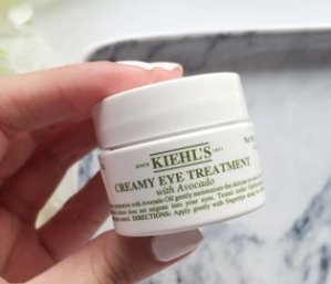 $29+Up to Free 5 Deluxe Samples Creamy Eye Treatment with Avocado @ Kiehl's