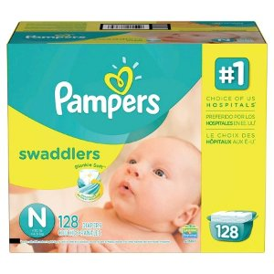 Pampers Swaddlers Diapers Giant Pack (Select Size) : Target