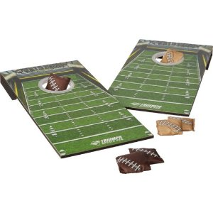 Triumph Sports USA Lumen-X Light Up Gridiron Football Bag Toss Game | Academy