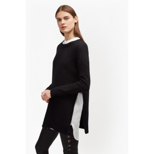 Core Cashmere Blend Oversized Jumper | Sweaters Sweats | French Connection Usa