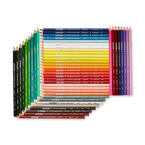 $13 Prismacolor Scholar Colored Pencils, 48 Pack