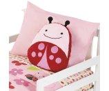 Skip Hop Zoo Throw Pillow - Ladybug - Skip Hop - Babies