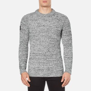 Superdry Men's Nordic Depth Crew Jumper