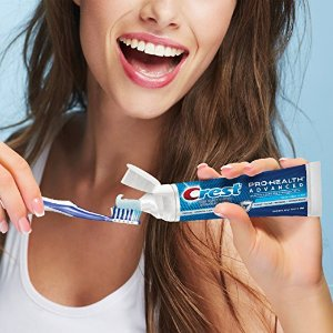 佳洁士深度清洁牙膏 3.5盎司 两支装
