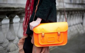 Free Embossing@ The Cambridge Satchel Company