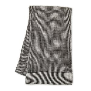 VINCE CAMUTO Mini Chevron Knit Scarf