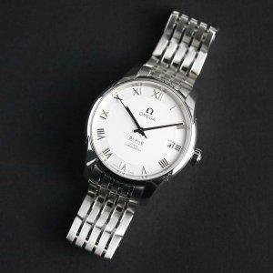$2175Omega De Ville Prestige Co-Axial Men's Automatic Watch